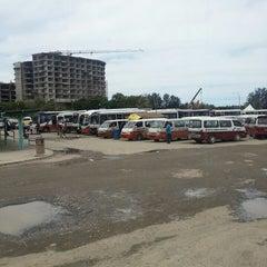 Photo taken at Wawasan Bus Terminal by Syazwan Firdaus R. on 4/11/2013
