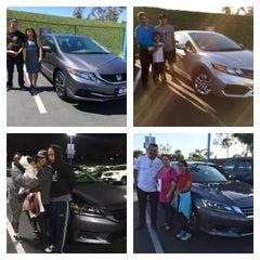 Photo taken at Honda World Downey by Honda World Downey on 5/15/2015