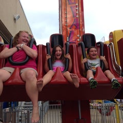 Photo taken at Funland by Jennifer R. on 9/1/2015