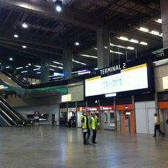 Photo taken at Terminal 2 (TPS2) by Alexandre P. on 1/30/2013