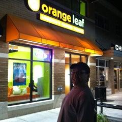Photo taken at Orange Leaf by Robert P. on 11/3/2012