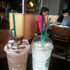 Photo taken at Starbucks by Danish F. on 12/30/2012