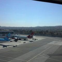 Photo taken at Terminal 1 by Justin K. on 9/24/2012