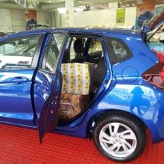 Photo taken at Honda Daitan by Maura M. on 5/22/2014