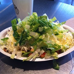 Photo taken at Chipotle Mexican Grill by Corey on 12/17/2012