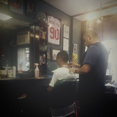 Photo taken at Bedford Barbers by iMappy on 7/15/2014