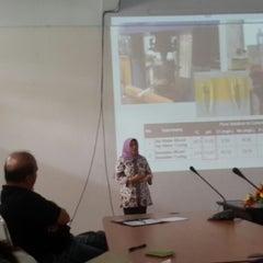 Photo taken at Universitas Hasanuddin by Pingkan P. on 12/5/2014