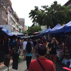 Photo taken at Gaya Street by Kelvin A. on 7/5/2015
