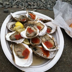 Photo taken at Larsen's Fish Market by Caitlin C. on 7/7/2013