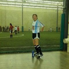 Photo taken at Soccerdome by Ms b. on 2/17/2013