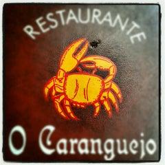 Photo taken at O Caranguejo by Talita M. on 10/13/2012