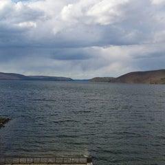 Photo taken at Quabbin Reservoir Visitor Center by Patrick B. on 5/6/2014