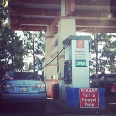 Photo taken at Costco Gas by Gabe on 10/8/2012