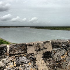 Photo taken at Fort Matanzas National Monument by Jennifer on 7/2/2013