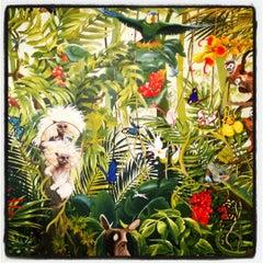 Das Foto wurde bei Dschungel Café von Wolfgang G. am 10/1/2012 aufgenommen