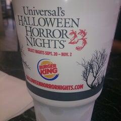 Photo taken at Burger King® by Teo on 9/26/2013