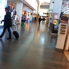 Photo taken at Terminal 5 by Devon on 5/5/2013