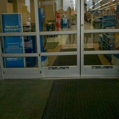 Photo taken at Walmart by Kaleen K. on 7/4/2013