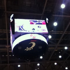 Photo taken at Fifth Third Arena by Theo M. on 12/1/2012