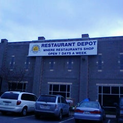 Photo taken at Restaurant Depot by D.j. S. on 2/12/2013