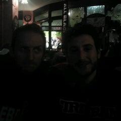 Photo taken at Geca Pub by Felice V. on 3/15/2013