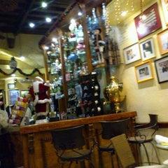 Photo taken at San Agustín. Chocolate y Churros by Heber M. on 12/17/2012