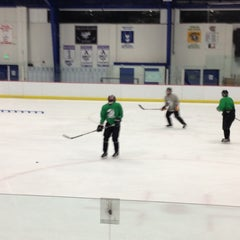 Photo taken at Columbia Ice Rink by Ron on 12/13/2012