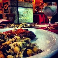 Photo taken at Restaurante Stambul by Tito P. on 1/16/2013