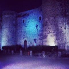 Photo taken at Castello Ursino by Giuseppe U. on 5/4/2013
