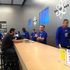 Photo taken at Apple Store, The Americana at Brand by Jim S. on 4/19/2013