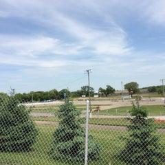 Photo taken at Columbus 151 Speedway by Steve N. on 5/31/2014