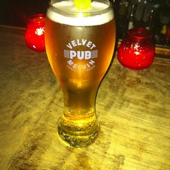 Photo taken at Velvet Melvin Pub by Michael D. on 10/30/2014