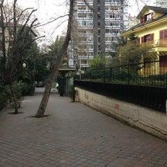Photo taken at Ethem Efendi Caddesi by Seyma S. on 3/31/2013
