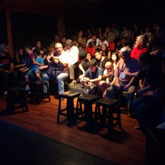 Photo taken at Teatro Club de Impro Lospleimovil by Sebastian N. on 12/16/2013