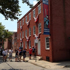 Photo taken at Babe Ruth Birthplace & Museum by Kevin M. on 7/12/2014