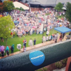 Photo taken at Champlain College by Nicole L. on 8/22/2014