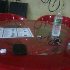 Photo taken at Genesis coffee shop by sejal j. on 9/29/2012