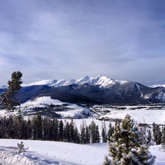 Photo taken at Sapphire Point Overlook by Mary Anne R. on 1/22/2015