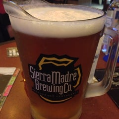 Photo taken at Sierra Madre Brewing Co. by Santiago on 1/11/2013