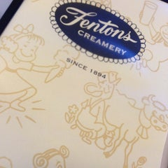 Photo taken at Fentons Creamery & Restaurant by Ken on 7/8/2013