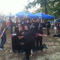 Photo taken at Bridgeton High School by Shawn P. on 10/19/2012