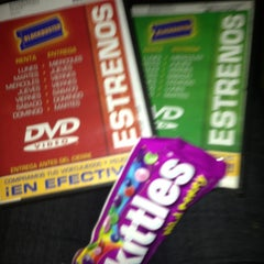 Photo taken at Blockbuster by Helen on 4/15/2013