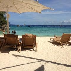 Photo taken at Shangri-La's Mactan Resort and Spa by Ertan E. on 2/25/2013