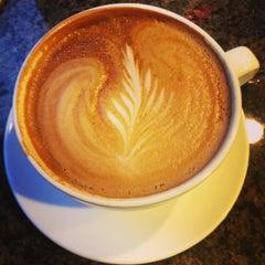 Photo taken at Blue State Coffee by BenDenizBusra on 12/21/2012