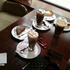 Photo taken at Costa Coffee by Elysa on 3/27/2013