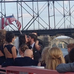 Photo taken at Pride of the Susquehanna Riverboat by Monica B. on 9/20/2014