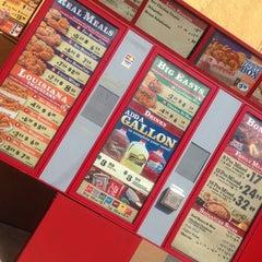 Photo taken at Popeye's Chicken & Biscuits by Liz L. on 3/27/2013