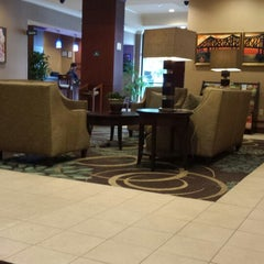 Photo taken at Staybridge Suites by Ed B. on 11/7/2013