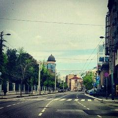 Photo taken at Takovska by Marko B. on 4/19/2014