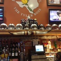 Photo taken at Earl Campbell Sports Bar by Norman M. on 1/28/2013